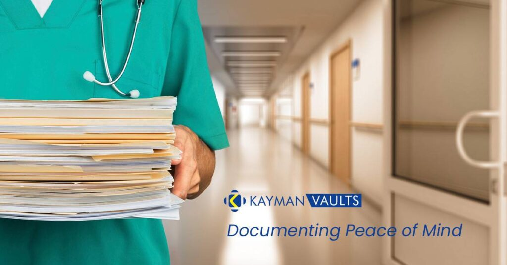 Medical Record Management Challenges in the Healthcare Industry