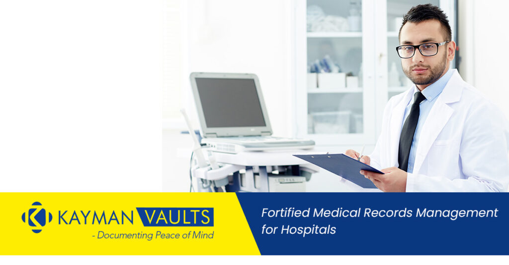 Fortified Medical Records Management for Hospitals